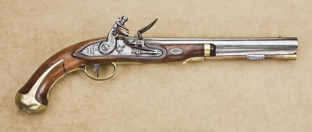 Harper's Ferry Pistol Model