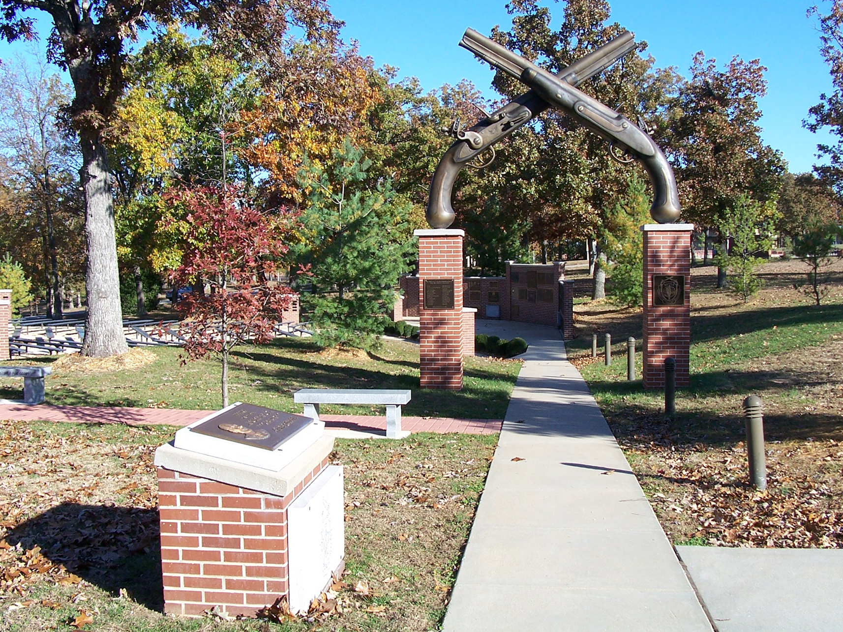 Memorial Grove, Missouri